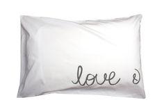 Feliz — 'Love &' Pillowcase