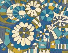 MID-CENTURIA : Art, Design and Decor from the Mid-Century and beyond: Evelyn Ackerman Tapestries II