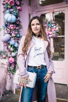 The Denim Dame with Trilogy #mytrilogystyle #kensingtonnomad #fashiongram #fashioninspiration #styleblogger #style #outfitoftheday