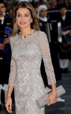 Princess Letizia of Spain - Fashion Galleries - Telegraph