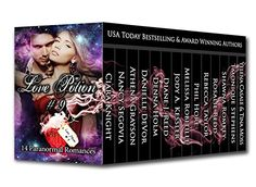 This anthology of paranormal romances covers everything from aliens to werewolves to vampires to mermaids and billionaire babies to angels and demons. It ranges from very sweet to spicy hot, but not erotica. http://www.greatbooksgreatdeals.com/new-releases/new-releases-in-mystery-paranormal-historical-and-romance #GreatBookDeal