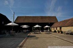 Fitzleroi Barn wedding venue in Pulborough, Sussex