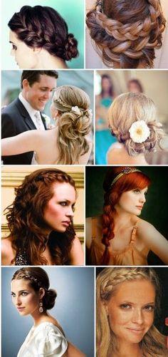 Ideas Braided Wedding Hairstyles For Long Hair Photo 3