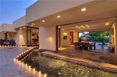 'Elemental' California home mixes fire, water | Inman News