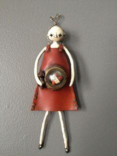 """Latest art doll, """"The Healer"""""""
