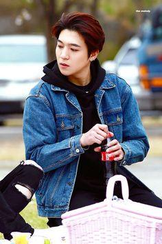 Fluffy bear K Pop, Park Sung Jin, Day6 Dowoon, Young K, China, Super Junior, Boyfriend Material, K Idols, South Korean Boy Band