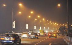 BLOG WITH FURY: BEAUTIFUL: LAGOS LIGHTS UP 3RD MAINLAND BRIDGE !!!...