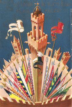 Gualtiero Anichini - Come era Siena in cartolina
