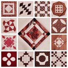 Quilts In The Barn (Australia): Dear Jane and Brenda Papadakis.