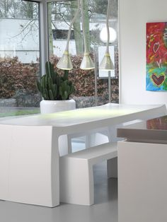 Table 'ORIGINAL' L. 2100mm + 2300mm + 3000mm + 4000mm. The Originals, Table, Tables, Desks, Desk