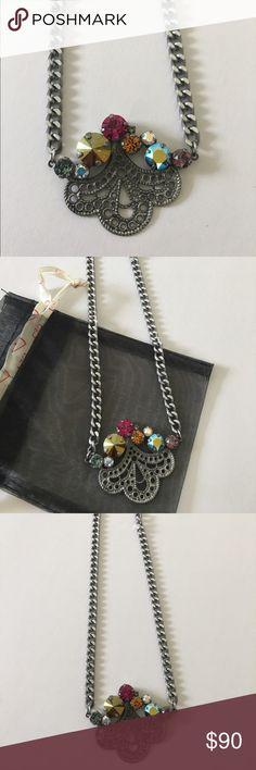 Sabika Necklace Sabika Sunset-Edition Fancy Necklace, Fall/Winter 2014 Sabika Jewelry Necklaces