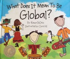 We love this book by author, Rana DiOrio on raising the next generation of Global Citizens.