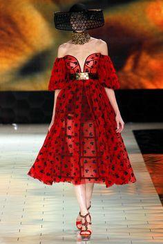 Alexander McQueen -  Spring/Summen 2013  My favourite!!!
