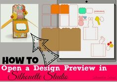 Opening Silhouette Design Store Preview Images in Silhouette Studio #Silhouette #Silhouetteideas #silhouetteprojects #silhouettetutorials