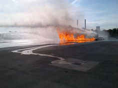 Disaster Drill at Burke Lakefront Airport on Aug 16th  http://www.clevelandairport.com/