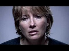 This Public Service Announcement shows the Oscar-winning British actress, Emma Thompson, mouthing the words of real-life human trafficking victims -- male an. Public Domain Video, Public Service Announcement, Emma Thompson, British Actresses, Human Trafficking, Charity, Real Life, Cool Things To Buy, Gift