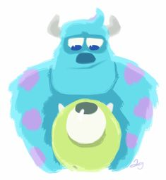 Ideas Wall Paper Whatsapp Disney Monsters Inc Disney Monsters Inc, Sully Monsters Inc, Monsters Ink, Disney And Dreamworks, Disney Pixar, Disney Characters, Sullivan Y Boo, Buu Monster Inc, Capas Iphone 6