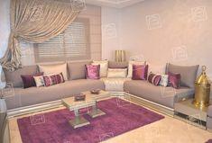 Home and Sofa - texture, color schemes and decoration Sofa Set Designs, Sofa Design, Living Room Sofa, Living Room Decor, Sofa Texture, Toilet Room Decor, Interior Exterior, Interior Design, Hall Colour