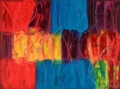 João Vieira Untitled 149)03 2007 Painting x Canvas 97 cm x 130 cm  #JoãoVieira #Artist #Art #Oil #Painting #Color #Portugal #Gallery #SaoMamede #Artwork #Lisbon