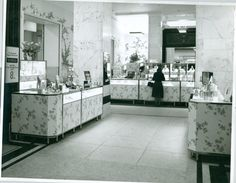 The evolution of the beauty hall at Selfridges London