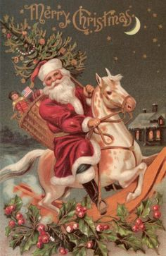 §§§ : christmas greeting : ca.1900 : 