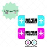 Het leukste cadeautje voor iemand die in het ziekenhuis ligt; de hospital Survival kit! Je leest er alles over op www.mariscakenter.nl