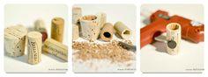 Cómo hacer mini macetas con tapones de corcho