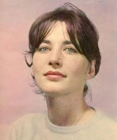 The tragic Assia Wevill-lover of the poet Ted Hughes (husband of Sylvia Plath)