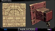 Darksiders 2 Environment Art - Polycount Forum