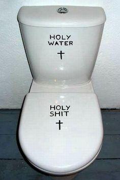 Bizar toilets