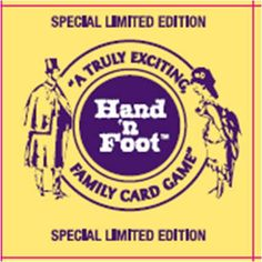 Hand 'n Foot Card Game (Purchase 1-3 Games)