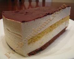 Торт «Птичье молоко» с сыром маскарпоне | Pechemdoma.com