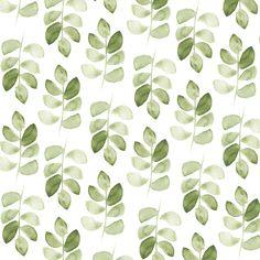 Invest in rest - Studio Met Marjet  #leaf #green #blad #groen #green #natuur #nature #watercolor #aquarell #aquarelle