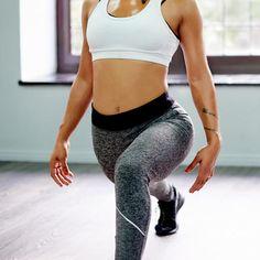 Anti-Cellulite-Workout: Die vier besten Bein-Übungen für Zuhause