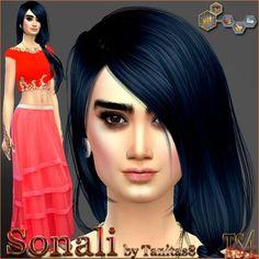 Sims Creativ: Sonali by Tanitas8 • Sims 4 Downloads