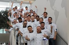 Last week our National Corporate Chefs met in Landsberg for training, inspiration and networking. It was a pleasure to have all these inspiring chefs as guests.