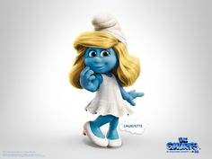 The Smurfs Character