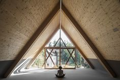Saint Joseph In The Woods by Messner Architects | Church architecture / community centres