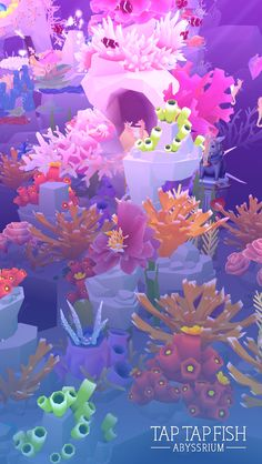 Mon AbyssRium:) #taptapfish Download: http://onelink.to/jhe4sh