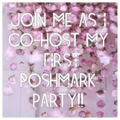 CO-HOSTING MY FIRST PARTY ON 6/10 at 7:00pm. So excited to be co-hosting my first party on June 10th at 7:00pm. Please spread the word and get excited with me. theme and further info to be shared soon. J. Crew Swim Bikinis