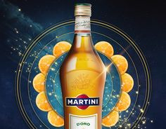 """Check out new work on my @Behance portfolio: """"Martini D'oro"""" http://be.net/gallery/44702795/Martini-Doro"""