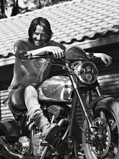 """What a great interview! Highlights everything that I love and find fascinating about Keanu Reeves 