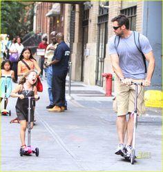 hugh jackman e figlia - Cerca con Google