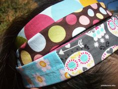 Soft and Sweet Collection Headband Wardrobe Set of by joliefemme