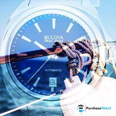 Bulova 63B185 Men's Telc Accu-Swiss Blue Automatic Watch #watches #mensfashion #menswatches #womenswatches #womensfashion #fashionwatches #fashion #quartzwatches #automaticwatches #chronograph #chronographwatches #stunning #luxury #luxurywatches #timepieces #sale #gifts #giftsforher #giftsforhim #bulova #bulovawatches #swissmade #swisswatches #swisstimepieces Bulova Mens Watches, Men's Watches, Luxury Watches, Fashion Watches, Watches For Men, Tuning Fork, Watch Sale, Automatic Watch, Stainless Steel Case