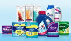 Proctor and Gamble: New Samples +Coupons! Crest, Pampers, Secret, more!