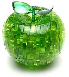 Green | Grün | Verde | Grøn | Groen | 緑 | Emerald | Colour | Texture | Style | Form | Pattern | Garden of Eden: Glass #Apple.
