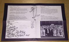 Unicorn Cinema Schedule Film Ad La Jolla California Movie Theater Lenny Bruce