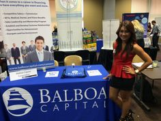 Balboa Capital has a booth at the Arizona State University Career Fair. Stop by and meet our recruiting team. #careers #careerfair #arizona #asu