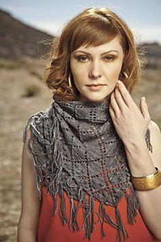 Ravelry: Aristida Shawl pattern by Alexandra Beck